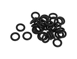 Jual Seal, Gasket 3MM, 4MM, Black Nitrile Rubber O Ring