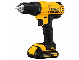 Dewalt - 10.8V Compact Drill Driver With 1.3AH Battery - DCD700C2/DK2