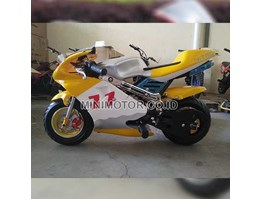 Jual Mini GP Model Lama 49cc 2 Tak