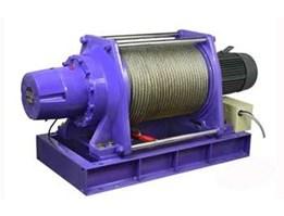 Jual Come Up Winch CWG 34000