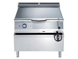 Jual Gas Tilting Braising Pan 80 Lt Electrolux Duomat Cooking Surface
