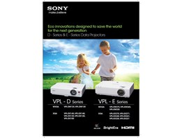 Jual Projector Sony D Series & E Series