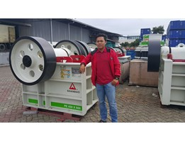 Jual Jaw Crusher Shanbao