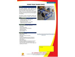 Jual Power Train Trainer