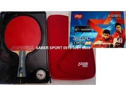 Jual Bat Pingpong Double Happiness 4002C (Carbon)