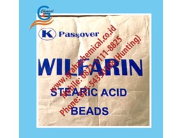 Jual Stearic Acid Beads Wilfarin Ex Indonesia