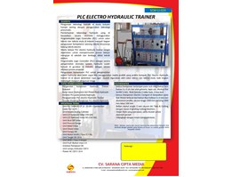 Jual PLC Electro Hydraulic Trainer