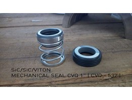 Mechanical Seal Chemical Pump Stainless Steel Pompa Kimia Spare Part