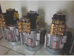 Jual Sewa Pompa Tekanan Tinggi, Rental High Pressure Piston Pump