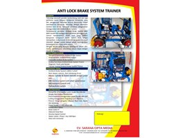 Jual Antilock Brake System Trainer