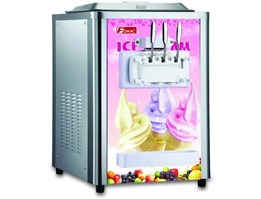Soft Ice Cream Machine ICB BQ316M Fomac