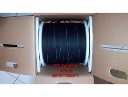 Jual Kabel Drop Wire 2 Core for FTTH 1000 meter