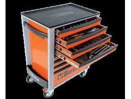 Mobile Roller Cab With 8 Drawers Beta (Italy)
