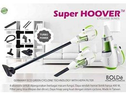 Super Hoover Cyclone Series Vacuum Cleaner Bolde
