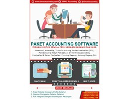 Jual Paket Accounting Software