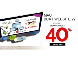 Jasa Pembuatan Website- Buat Web Hosting Unlimited Disk Space