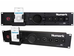 Numark iDEC - A/V Playback and Recording Rack Interface for iPod