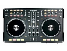 Numark Mixtrack Pro 2-Channel DJ Controller With Audio I/O