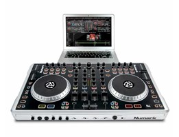 Jual Numark N4 4-Channel DJ Controller With Mixer