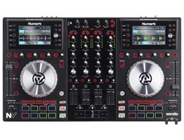 Numark NV Intelligent Dual Display Controller For Serato DJ