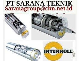 Jual Interol Motorized Drum Motor Roller