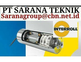 Jual Roller Motor Interroll Motorized Drum