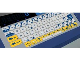 3590EQ Weight Indicator With Integrated Qwerty Keyboard
