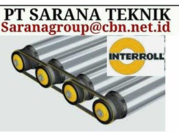 Jual Interroll Motorized Drum Motor Roller