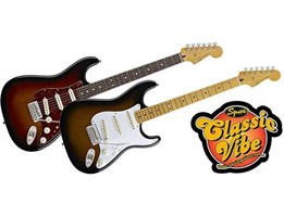 Squier Classic Vibe Stratocaster `60s Electric Guitar