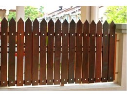 Papan Pagar Kayu, Minimalis, Fence, Guard Rail, Ring Fence & Hedgerow