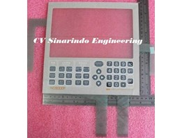 Jual Nissei Touch Screen NC9000F Mesin Injection