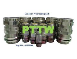 Jual Distributor Explosion Proof Cable Gland Indonesia