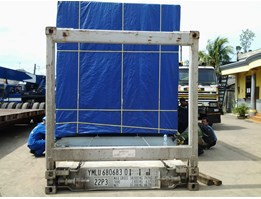 Jual Project Cargo (Printing Machinary Weight 29 Tons)