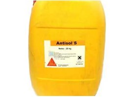Jual Antisol S (Curing Compound Beton)