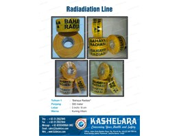 Tali Kuning Radiation Hazard