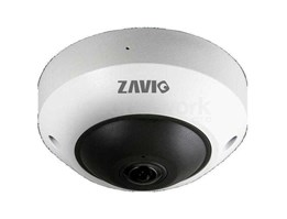 Zavio P4320 - 3mp Panoramic Fisheye