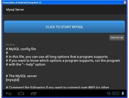 Jual Free Mysql for Android by http://solusiprogram.com
