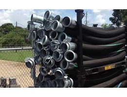 Jual HOSE, PIPE AND FITTINGS - Suction Hose with Camlocks