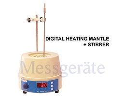 Jual Heating Mantle Digital With Stirrer
