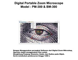Jual Zoom Digital Mikroskop