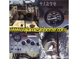 Jual JUAL ASPHALT FINISHER MITSUBISHI MF-24 Ex-Japan