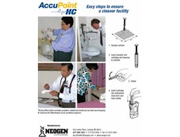 Jual AccuPoint Advanced Hygiene Monitoring System Neogen Usa