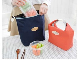 Jual ICONIC INSULATED LUNCH POUCH Tas Bekal
