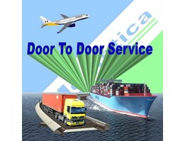 Jual International Sea and Air Freight Forwarders