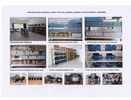 Yutien Spare Parts Hydraulic