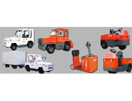 Jual Towing Tractor Electric/Diesel