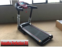 Treadmill Elektrik 1 Fungsi Hanatha Perfection RX