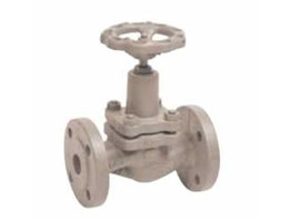 Jual TECOFI – R3243 GLOBE BELLOW VALVE-CAST IRON-FLANGED PN16