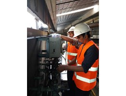 SERVICE & MAINTENANCE DUST COLLECTOR