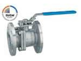 Jual BEE- Flanged Ball Valves In Stainless Steel (Two-Piece Housing )